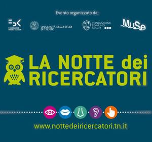 <span>La Notte dei Ricercatori</span><i>→</i>